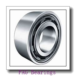 90 mm x 160 mm x 30 mm  FAG 6218-2Z deep groove ball bearings