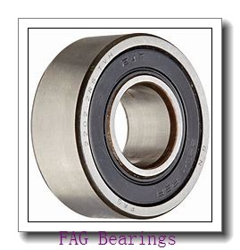 160 mm x 270 mm x 86 mm  FAG 23132-E1A-K-M + H3132 spherical roller bearings