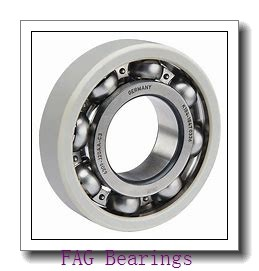 40 mm x 90 mm x 33 mm  FAG 32308-B tapered roller bearings