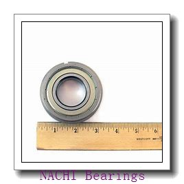 160 mm x 340 mm x 68 mm  NACHI 7332BDF angular contact ball bearings