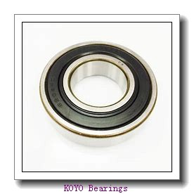 10 mm x 30 mm x 9 mm  KOYO NC6200 deep groove ball bearings