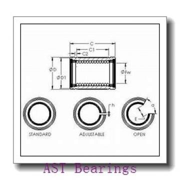 AST GEK30XS-2RS plain bearings
