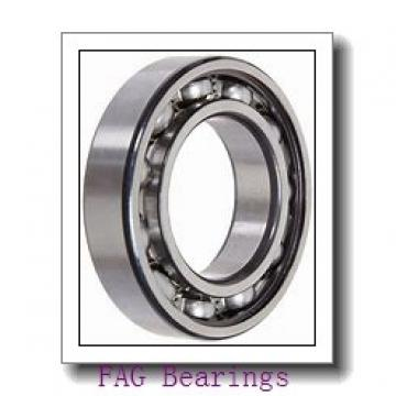 70 mm x 125 mm x 24 mm  FAG 1214-K-TVH-C3 + H214 self aligning ball bearings