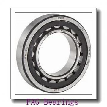 40 mm x 78 mm x 9 mm  FAG 54210 + U210 thrust ball bearings