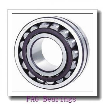 190 mm x 400 mm x 132 mm  FAG 22338-E1-K-JPA-T41A spherical roller bearings