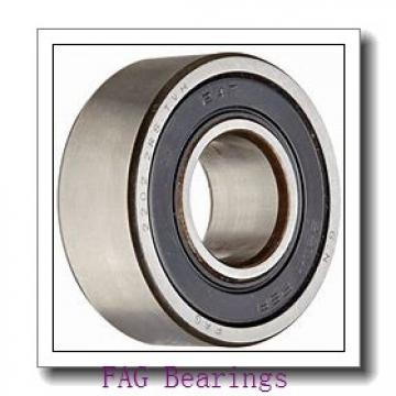 50 mm x 90 mm x 30,2 mm  FAG 3210-B-TVH angular contact ball bearings