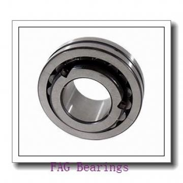 25 mm x 37 mm x 10 mm  FAG 3805-B-2Z-TVH angular contact ball bearings