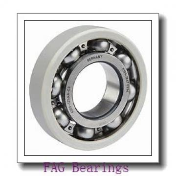 380 mm x 620 mm x 243 mm  FAG 24176-B-K30+AH24176 spherical roller bearings