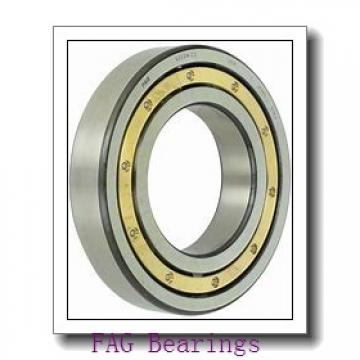 180 mm x 380 mm x 126 mm  FAG NJ2336-EX-M1 cylindrical roller bearings