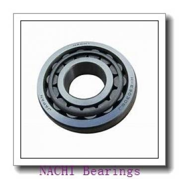 40 mm x 80 mm x 23 mm  NACHI NUP 2208 cylindrical roller bearings