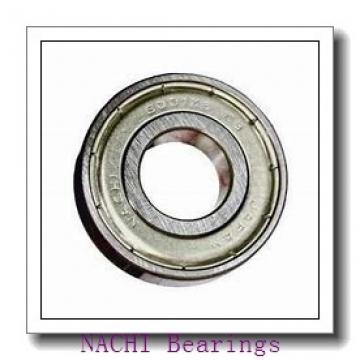17 mm x 40 mm x 17.5 mm  NACHI 5203Z angular contact ball bearings