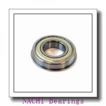 75 mm x 115 mm x 18 mm  NACHI 75TAH10DB angular contact ball bearings