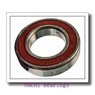 25 mm x 52 mm x 15 mm  NACHI 7205DT angular contact ball bearings