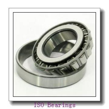 ISO 3316 ZZ angular contact ball bearings