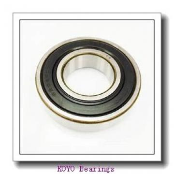 60,325 mm x 101,6 mm x 25,4 mm  KOYO 28985/28920 tapered roller bearings