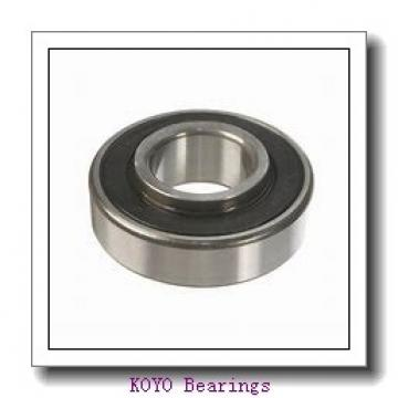 22 mm x 56 mm x 16 mm  KOYO 63/22NR deep groove ball bearings