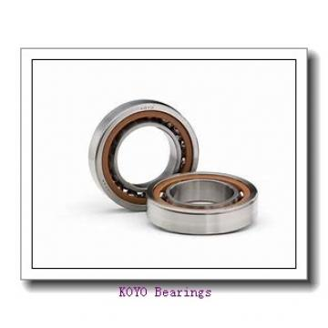 670 mm x 820 mm x 69 mm  KOYO 68/670 deep groove ball bearings