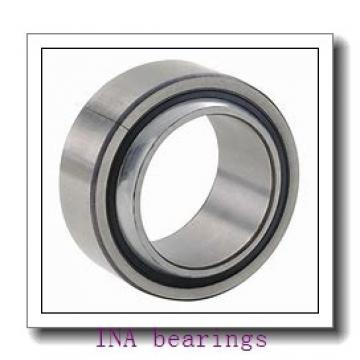 12 mm x 26 mm x 16 mm  INA GAKR 12 PB plain bearings