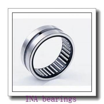200 mm x 250 mm x 24 mm  INA SL181840 cylindrical roller bearings