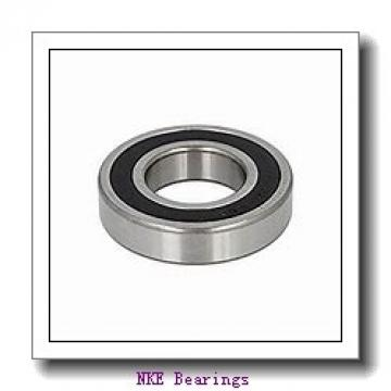 240 mm x 360 mm x 160 mm  NKE NNF5048-2LS-V cylindrical roller bearings