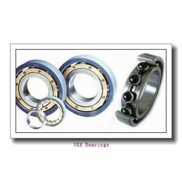 17 mm x 40 mm x 12 mm  NKE NJ203-E-TVP3+HJ203-E cylindrical roller bearings