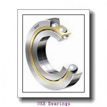55 mm x 120 mm x 43 mm  NKE NUP2311-E-MPA cylindrical roller bearings