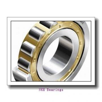 110 mm x 200 mm x 38 mm  NKE NU222-E-TVP3 cylindrical roller bearings