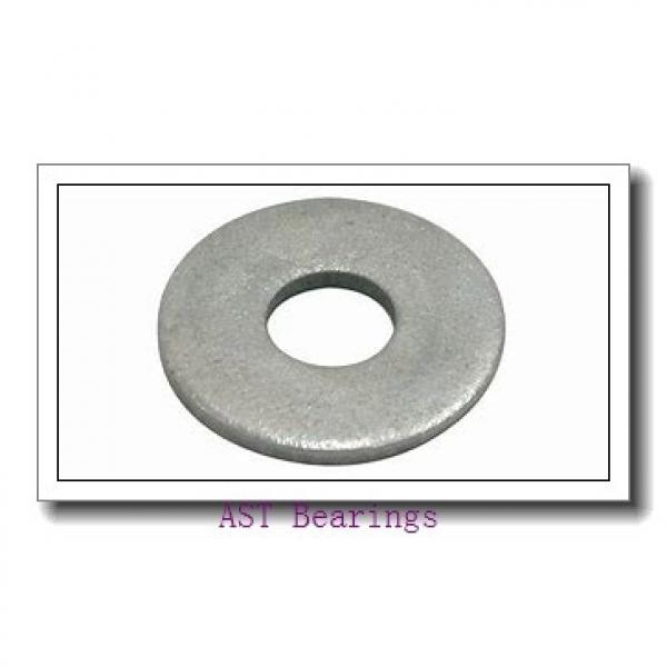 AST NUP318 E cylindrical roller bearings #1 image