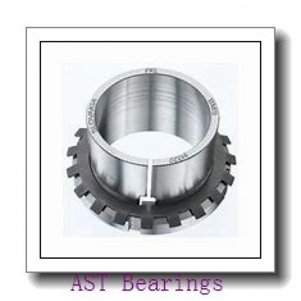 AST LM67048/LM67011 tapered roller bearings #1 image