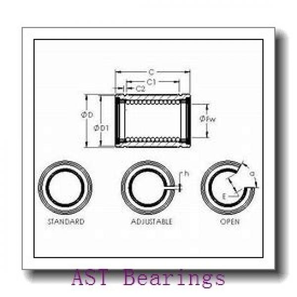 AST NUP318 E cylindrical roller bearings #2 image