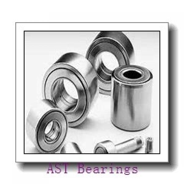 AST LM67048/LM67011 tapered roller bearings #2 image