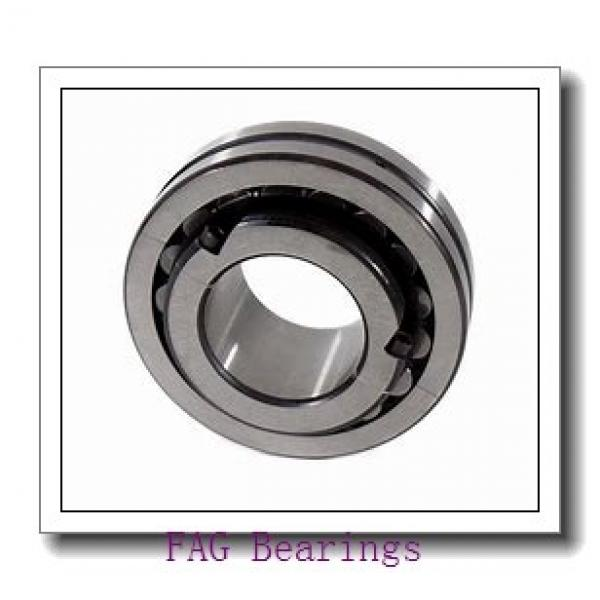 65 mm x 100 mm x 18 mm  FAG NU1013-M1 cylindrical roller bearings #1 image