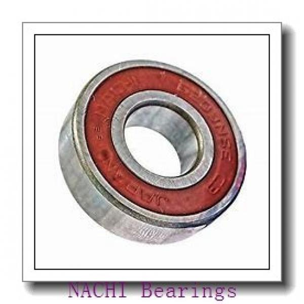 75 mm x 130 mm x 31 mm  NACHI NU 2215 cylindrical roller bearings #1 image