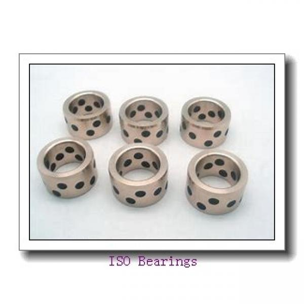 40 mm x 110 mm x 27 mm  ISO NUP408 cylindrical roller bearings #1 image