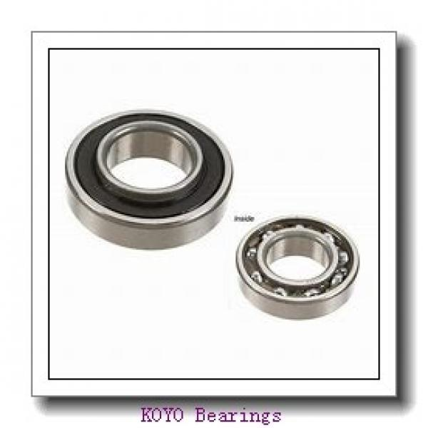 10 mm x 30 mm x 9 mm  KOYO 3NC6200MD4 deep groove ball bearings #1 image