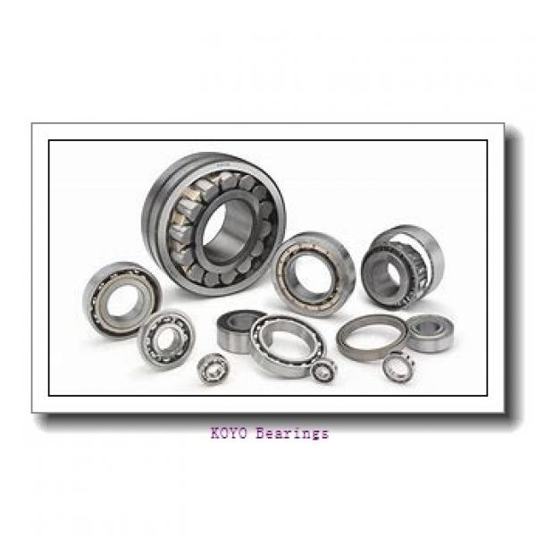50,8 mm x 82,55 mm x 22,225 mm  KOYO LM104949/LM104911 tapered roller bearings #1 image