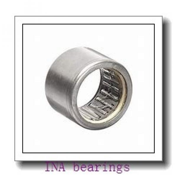 100 mm x 180 mm x 46 mm  INA SL182220 cylindrical roller bearings #1 image