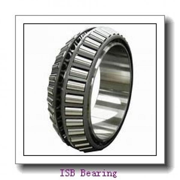 20 mm x 35 mm x 16 mm  ISB SA 20 ES 2RS plain bearings #1 image