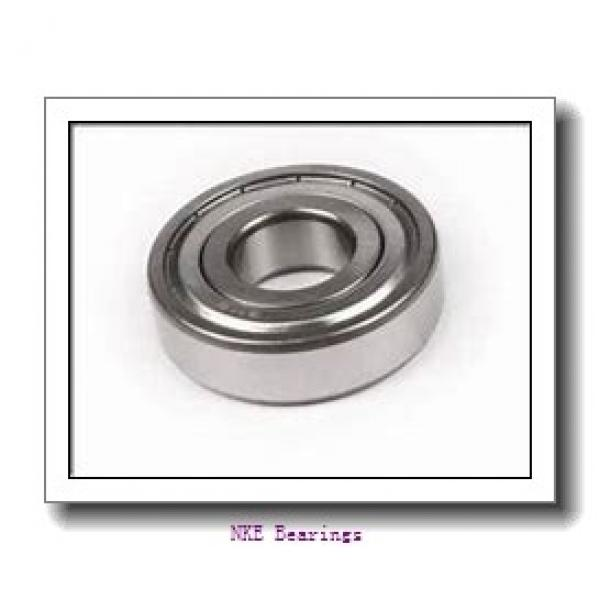 160 mm x 290 mm x 48 mm  NKE NJ232-E-MPA+HJ232-E cylindrical roller bearings #1 image